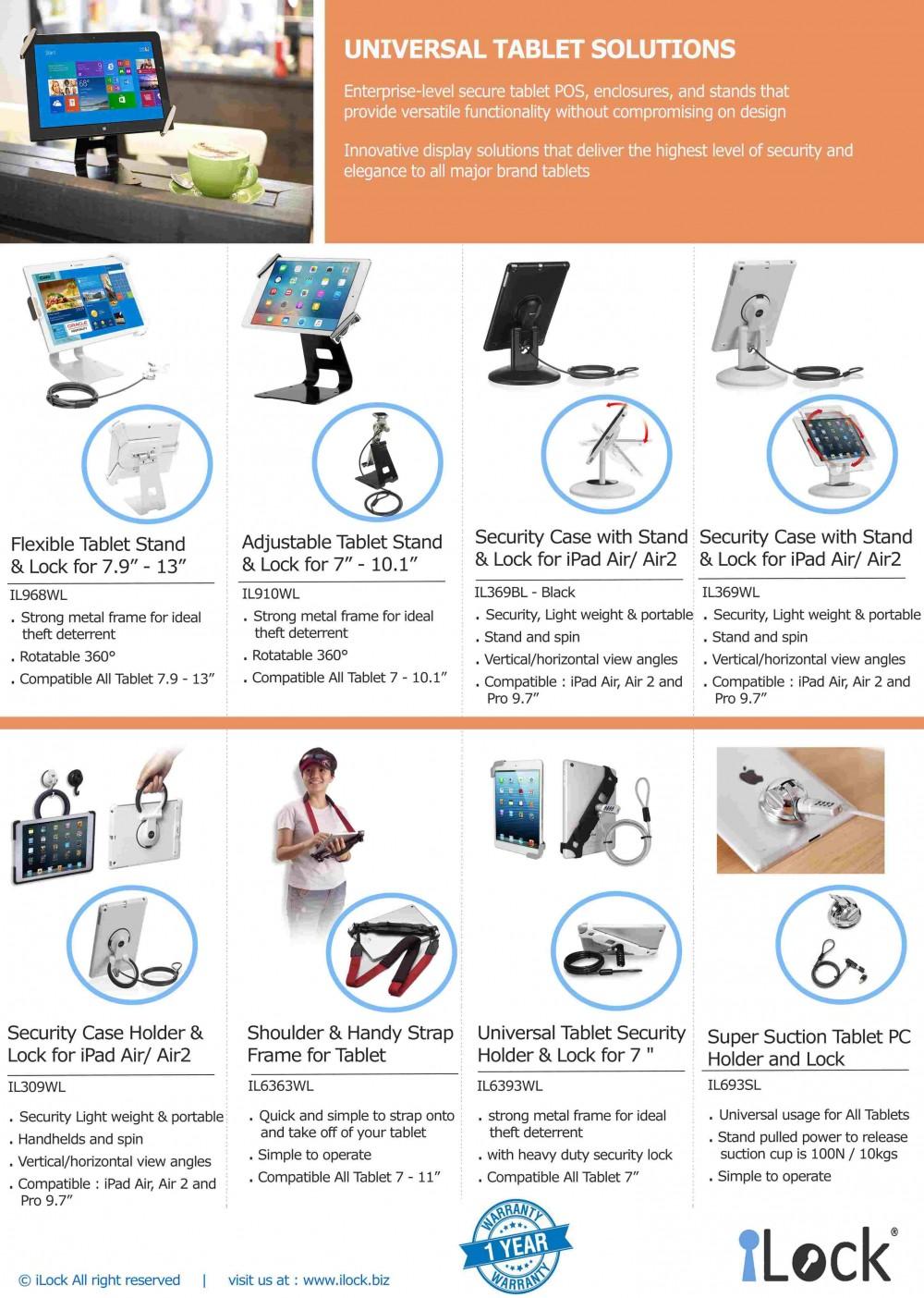 iLock E-Brochure Page2